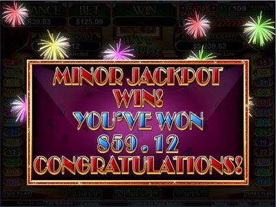 It's a Mystery :: Random Jackpot win