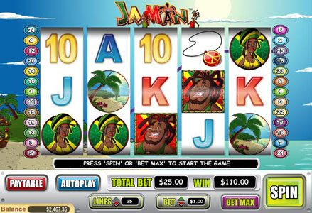Lincoln featuring the Video Slots Ja Man with a maximum payout of $100,000