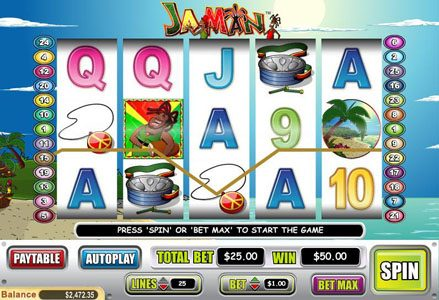 Play slots at Miami Club: Miami Club featuring the Video Slots Ja Man with a maximum payout of $100,000