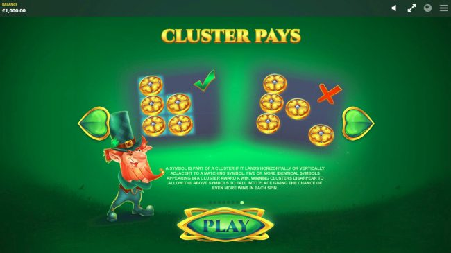Cluster Pays
