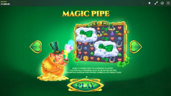 Magic Pipe
