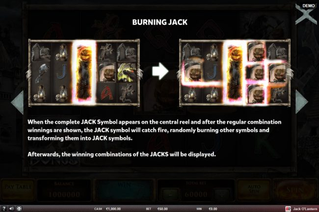 Burning Jack