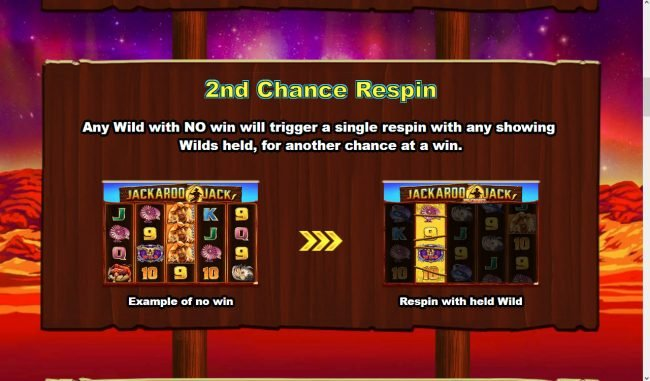 Cheeky Riches featuring the Video Slots Jackaroo Jack with a maximum payout of $61,440