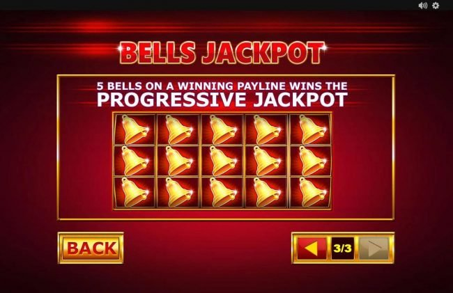 Progressive Jackpots Rules