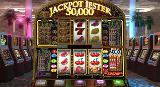 Play slots at Next Casino: Next Casino featuring the Video Slots Jackpot Jester 50,000 with a maximum payout of $100,000