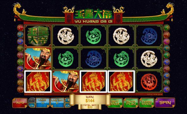 Jade Emperor :: Four of a kind