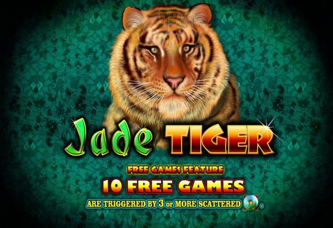 Play slots at Karamba: Karamba featuring the Video Slots Jade Tiger with a maximum payout of $150,000