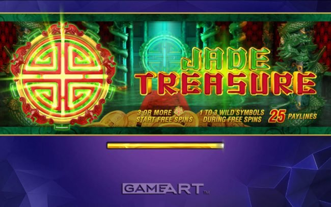 Jellybean Casino featuring the Video Slots Jade Treasure with a maximum payout of $625