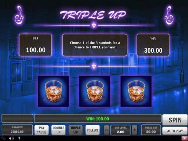 TS featuring the Video Slots Jazz of New Orleans with a maximum payout of $150,000