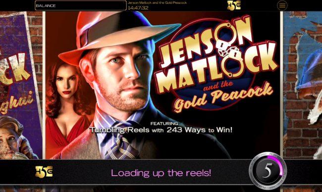 Jensen Matlock Gold Peacock :: Introduction