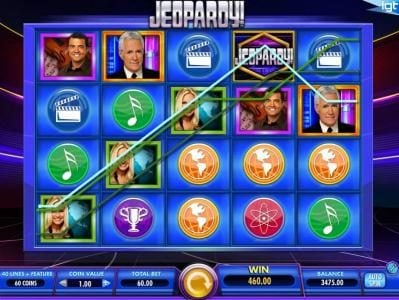 Wild Slots featuring the Video Slots Jeopardy! with a maximum payout of $250,000