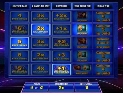 Casumo featuring the Video Slots Jeopardy! with a maximum payout of $250,000