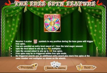 Liberty Slots featuring the Video Slots Jester's Wild with a maximum payout of $20,000