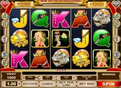 Play slots at Zet Casino: Zet Casino featuring the Video Slots Jet Set Sunset with a maximum payout of $40,000