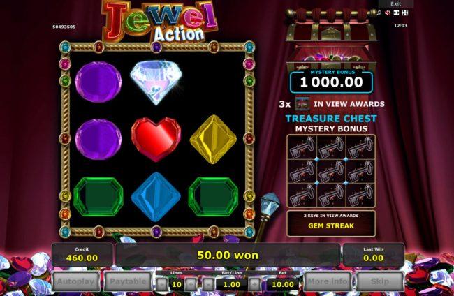 Jewel Action :: Big Win