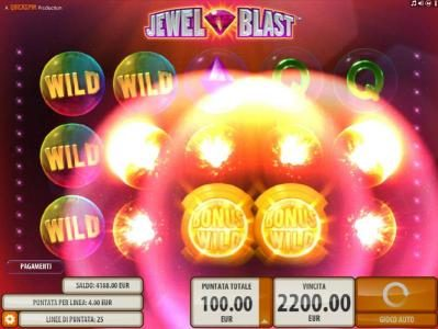 Play slots at Casino Room: Casino Room featuring the Video Slots Jewel Blast with a maximum payout of $50,000