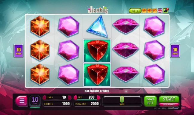 Jewels :: Main Game Board