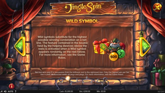 Play slots at Slots Cafe: Slots Cafe featuring the Video Slots Jingle Spins with a maximum payout of $94,750