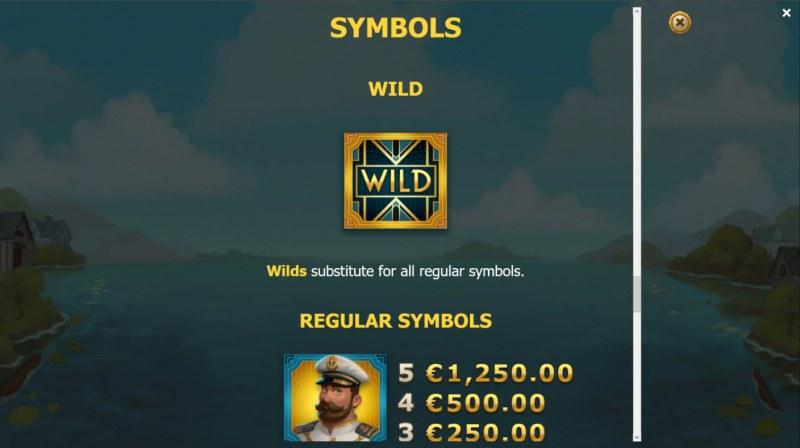 Jackpot Express :: Wild Symbol Rules
