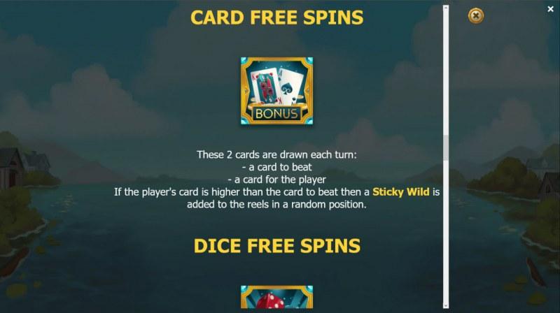Jackpot Express :: Card Free Spins