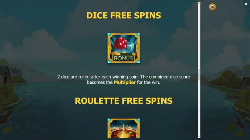 Jackpot Express :: Dice Free Spins