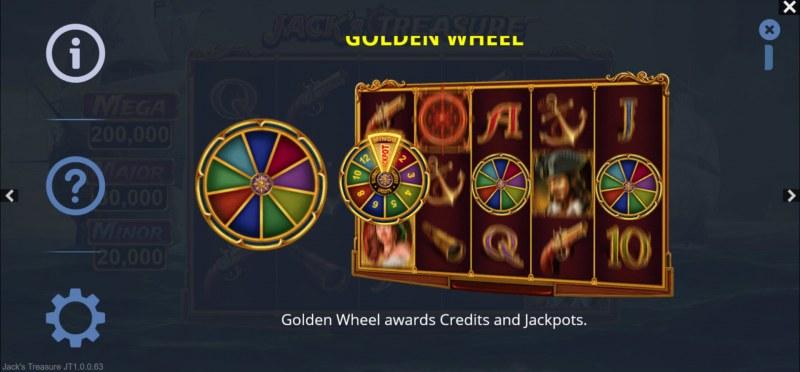Jack's Treasure :: Golden Wheel