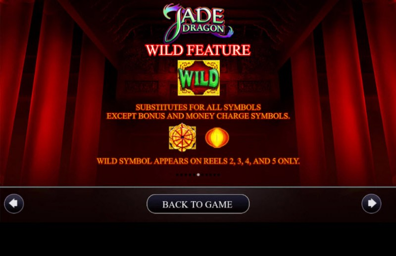Jade Dragon :: Wild Symbols Rules