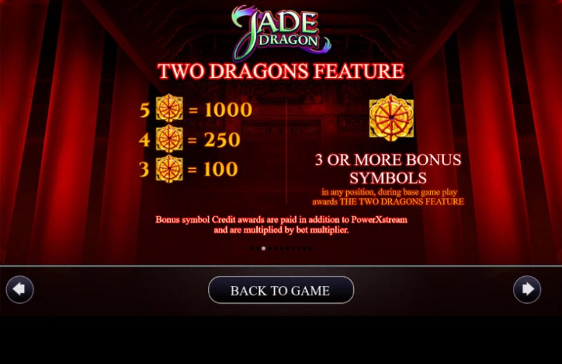 Jade Dragon :: Feature Rules