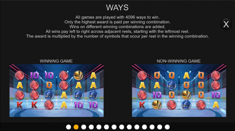 Jagr's Super Slot :: 4096 Ways to Win