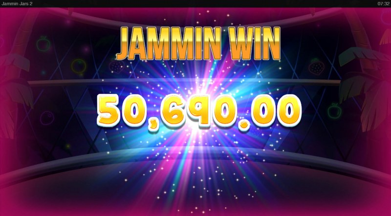 Jammin Jars 2 :: Mega Win
