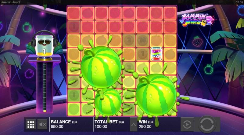 Jammin Jars 2 :: Fruit Blast