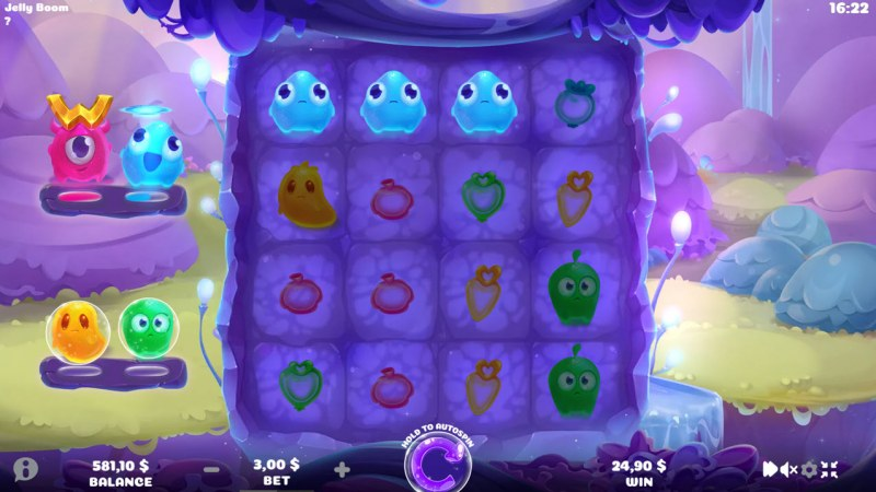 Jelly Boom :: Jellies Turn Wild