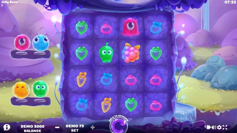 Jelly Boom :: Main Game Board