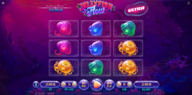 Jellyfish Flow Ultra :: Main Game Board