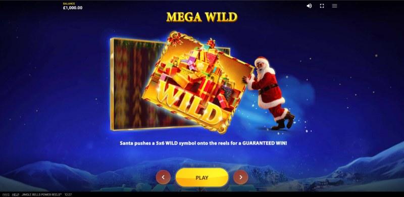 Jingle Bells Power Reels :: Mega Wild