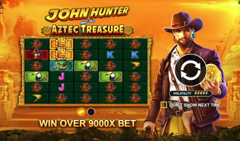 John Hunter and the Aztec Treasure :: Introduction