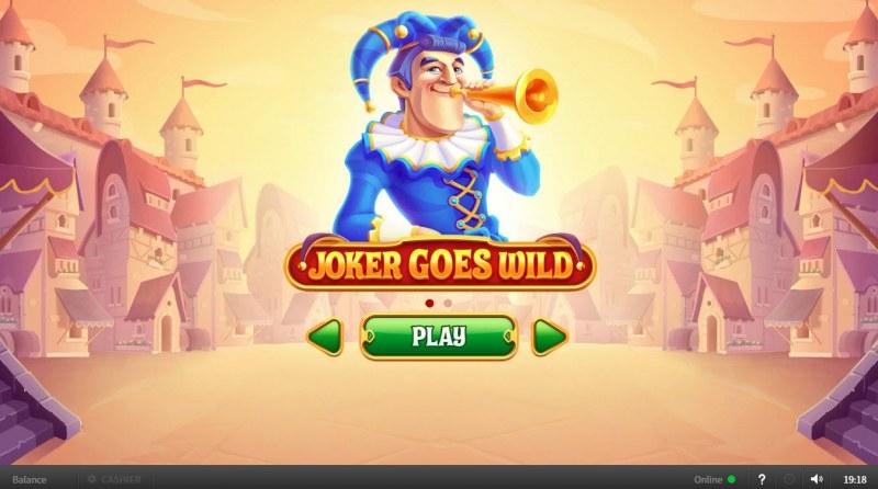 Joker Goes Wild :: Introduction