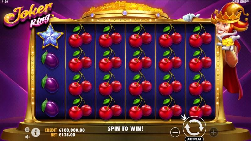 Joker King :: Main Game Board
