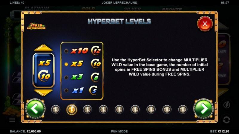 Joker Leprechauns :: Hyperbet