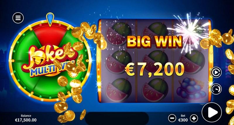 Joker Multi Win :: Big Win
