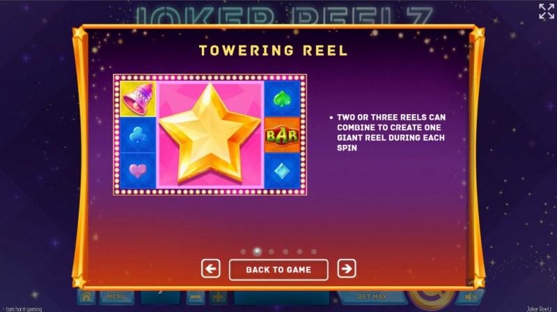 Joker Reelz :: Towering Reel