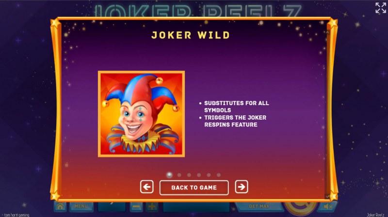 Joker Reelz :: Joker Wild
