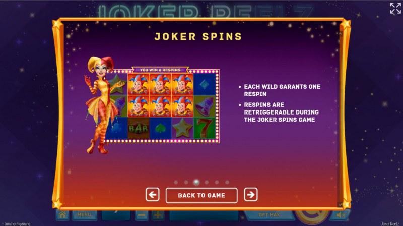 Joker Reelz :: Joker Spins