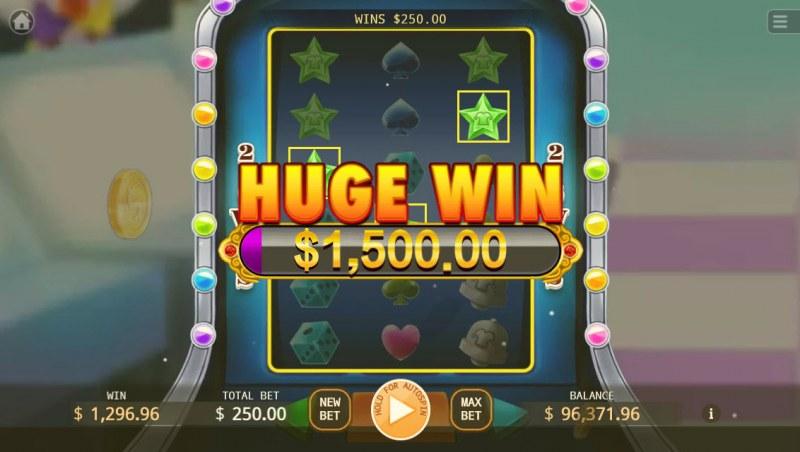 Joker Slot :: Huge Win