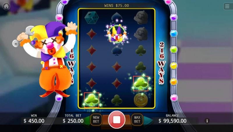 Joker Slot :: Three of a kind
