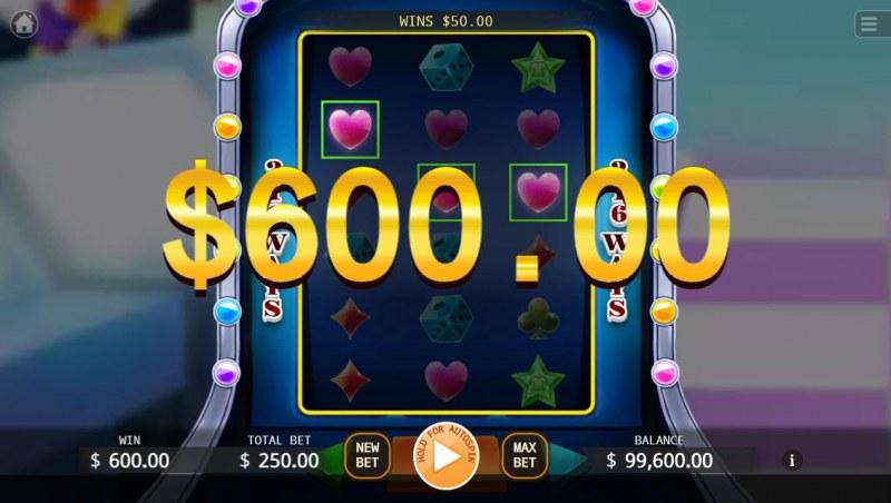 Joker Slot :: Multiple winning combinations
