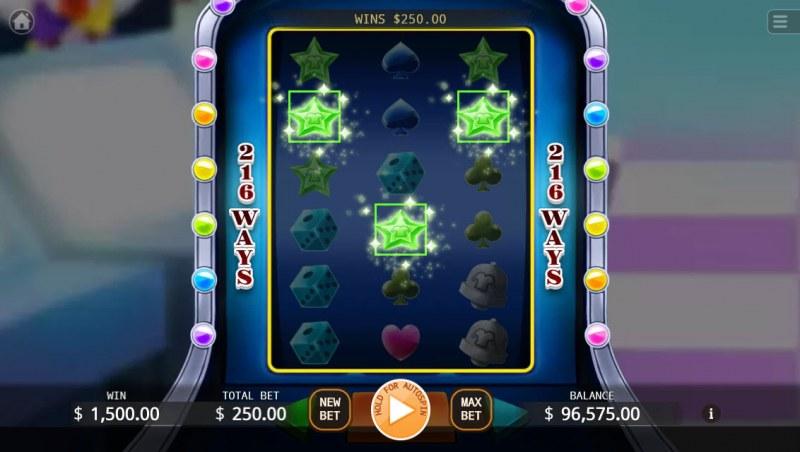 Joker Slot :: Multiple winning combinations leads to a big win