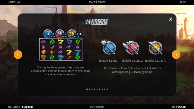 Joker Times :: K-Boost