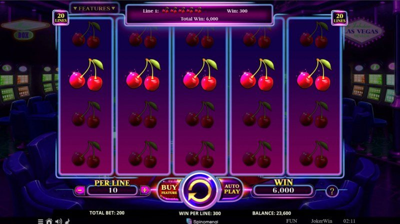 Joker Win :: Full Screen Win