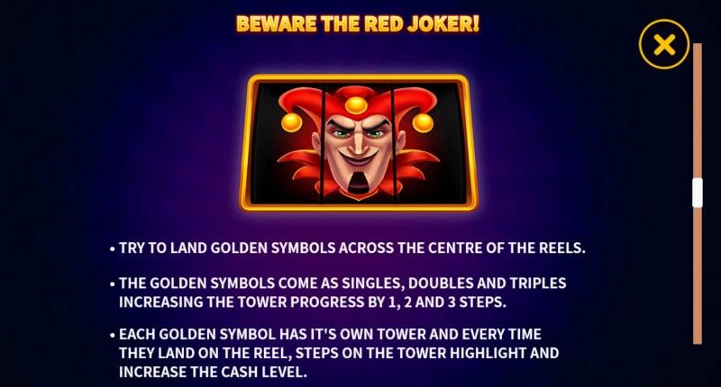 Joker's Luck Deluxe :: Beware the red joker